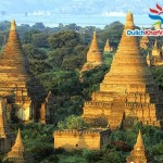 Du lịch Myanmar – Yangon – Kyaikhtiyo – Bago 4 ngày 3 đêm