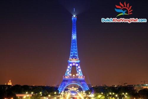 Du lịch Pháp – Bỉ – Hà Lan – Ý 11 Ngày