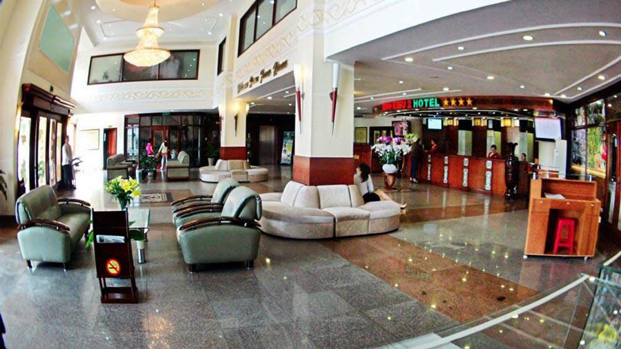 Sảnh khách sạn Ninh Kiều 2
