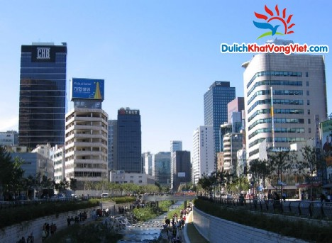 Du lịch Hàn Quốc:Seoul – Nami – Hội chợ Y tế, Dược phẩm 4 ngày 3 đêm
