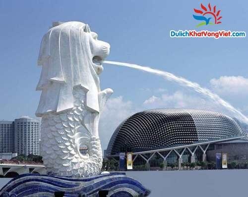 Du lịch Singapore Malaysia 6 ngày 5 đêm từ Sài Gòn giá rẻ