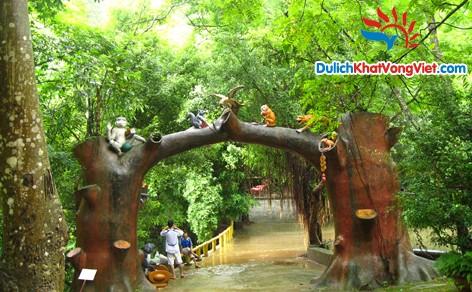 Du lịch sinh thái: Hà Nội – Suối Ngọc – Vua Bà 1 ngày
