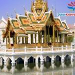 Du lịch Thái Lan thăm triển lãm trang sức 4 ngày 3 đêm từ Sài Gòn giá rẻ