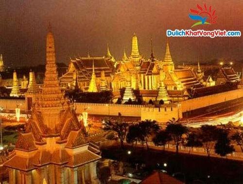 Du lịch Thái Lan – Bangkok – Pattaya – nhà xoay 56 tầng
