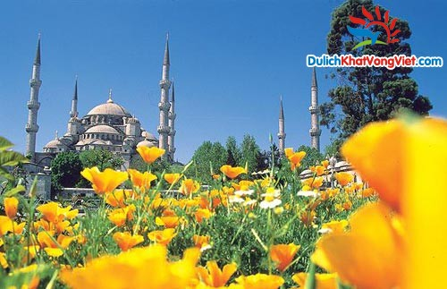 Du Lịch Thỗ Nhĩ Kỳ – Cappadocia – Konya – Pamukkale – Kusadasi – Istanbul