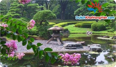 Du Lịch: Tokyo – Hakone – Núi Phú Sỹ – Kyoto – Osaka 5 ngày 5 đêm