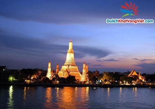 Du lịch Thái Lan: Sài Gòn – Phuket – Đảo Safari 4 ngày 3 đêm