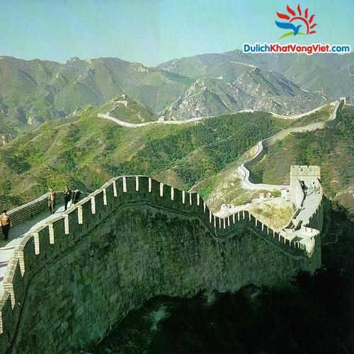 Du lịch Thượng Hải – Bắc Kinh – Vạn Lý Trường Thành – Tô Châu – Hàng Châu