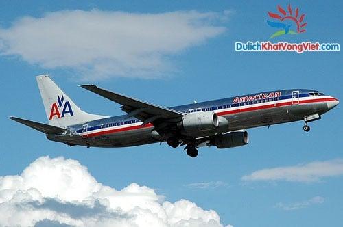 Vé máy bay đi Los Angeles (AA5842)