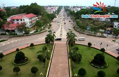 Tour du lịch: Hà Nội- Viêng Chăn – Dansavanh 4 ngày 3 đêm