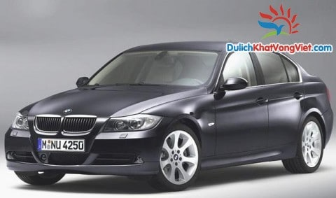 Cho thuê xe Vip BMW 325i 4 chỗ