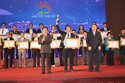 Du lịch Khát Vọng Việt được chứng nhận là doanh nghiệp văn hóa năm 2016