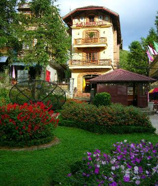 Khách sạn Thái Bình ( Sa Pa)