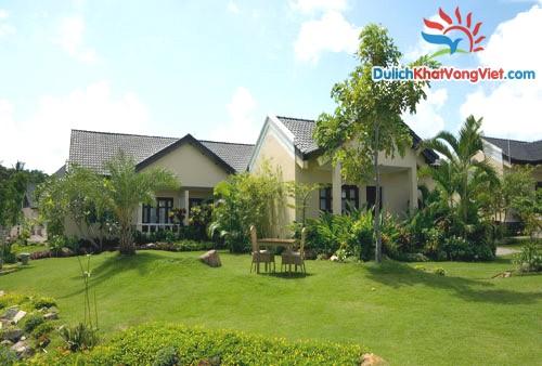 Giới thiệu Eden Resort Phú Quốc