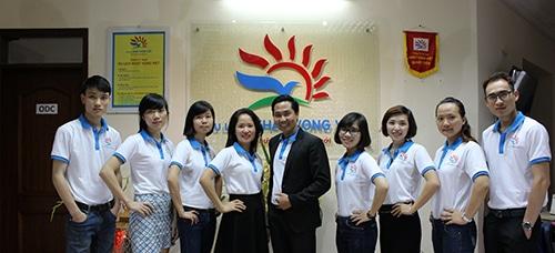 Đội ngũ chuyên viên du lịch của Công ty du lịch Khát Vọng Việt trẻ trung, sáng tạo, đam mê và đầy nhiệt huyết của tuổi trẻ