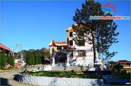 Khách sạn Biển Mây (SaPa)