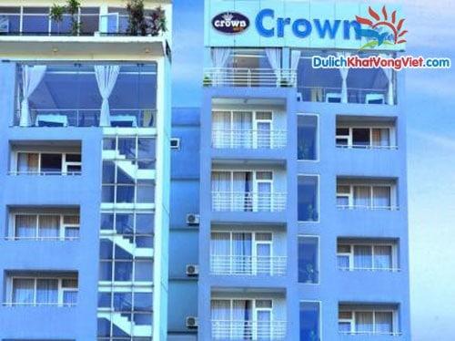 Khách sạn Crown Huế