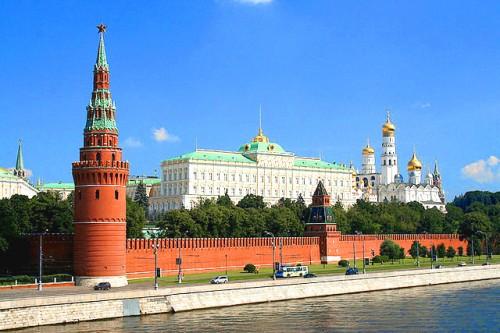Điện Kremlin