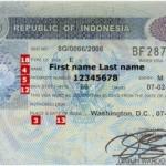 Visa đi du lịch Indonesia