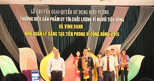Nguyễn Bá Toàn - nhà quản lý sáng tạo, tiên phong vì cộng đồng