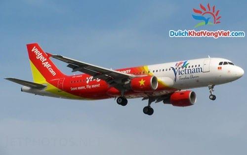Vé máy bay đi Hà Nội (VD8672)