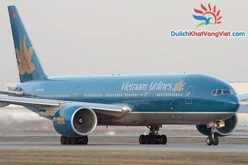 Vé máy bay từ Đà Nẵng đi Hà Nội