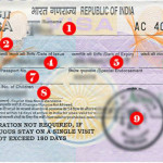 Xin visa báo chí đi Ấn Độ (3 tháng 1 lần)