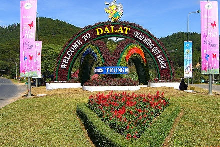 Du lịch Festival hoa Đà Lạt 4 ngày
