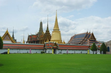 1 đền thờ ở thái lan