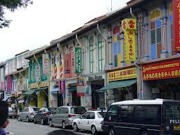Phố Little India Du lich Singapore