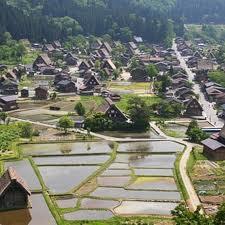 Ogimachi - ngôi làng rộng nhất Shirakawa-go