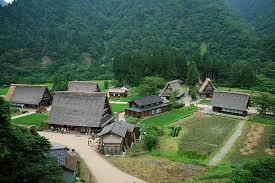 Ainokura - ngôi làng xa xôi nhất ở Gokayama