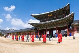Hoàng cung của Hàn Quốc