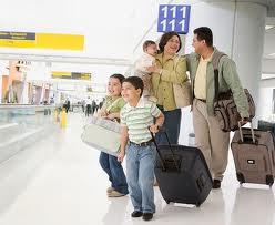 Du lịch cùng gia đình