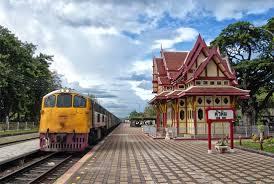 nhà ga nổi tiếng của hua hin