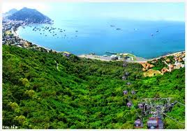 Bãi Võng Nguyệt Vũng Tàu