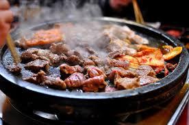 Đồ nướng Hàn Quốc