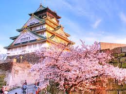 Ghé thăm đền thờ ở Osaka