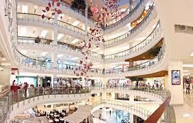 Trung tâm mua sắm Central World ở Bangkok