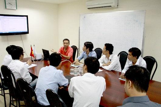 Tuyển sinh viên thực tập (2013-2014)