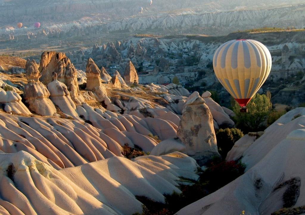 Du lịch Cappadocia Thổ Nhĩ Kỳ