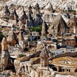 Đến thăm di sản thiên nhiên thế giới Cappadocia Thổ Nhĩ Kỳ
