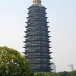 Cùng khám phá về chùa Tianning – ngôi chùa cao nhất thế giới.