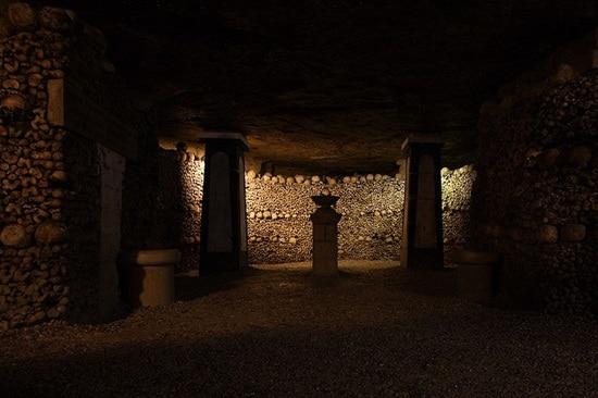 Hầm mộ ở Paris