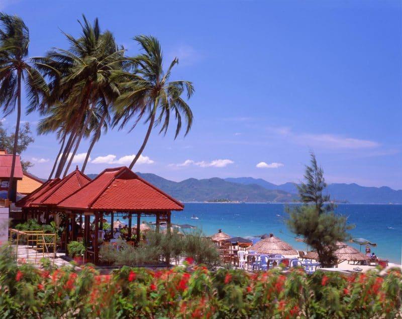 Nét đẹp Nha Trang ngày hè
