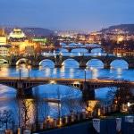 Chiêm ngưỡng thành phố cổ tích Prarue của CH Czech