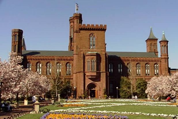 The Smithsonian Institution Washington