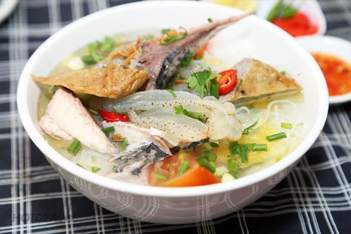 Bún sứa Nha Trang