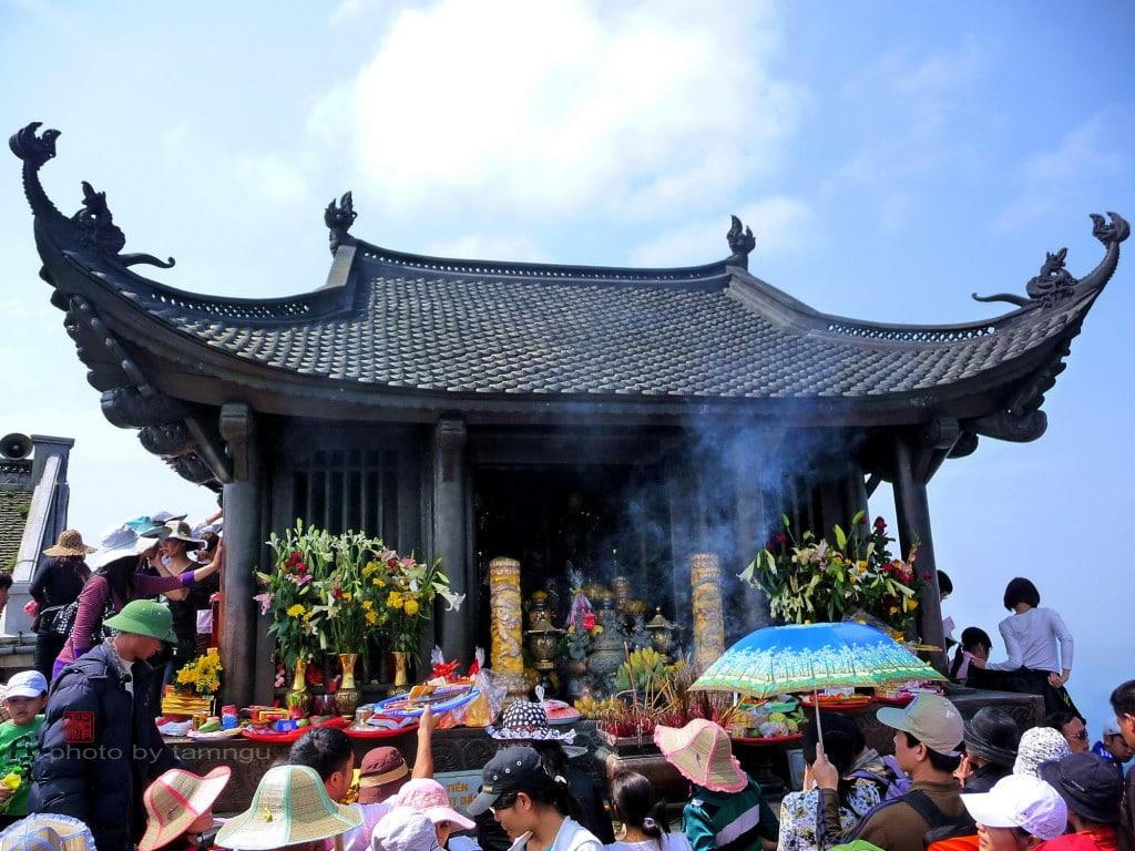 Chùa Đồng núi Yên Tử