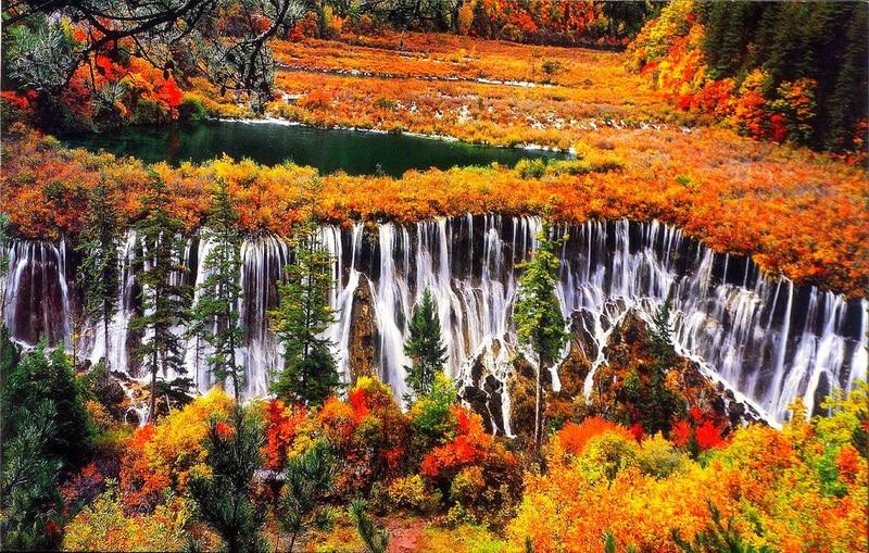 Cửu Trại Câu Trung Quốc – thiên đường nơi hạ giới.
